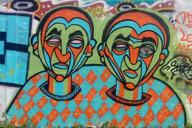 Shéba - Visages #2 - 200x150cm - 2012